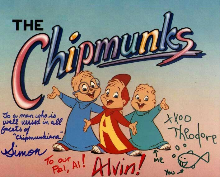 The Chipmunks | Cartoons | 1980s childhood, 1980s tv shows