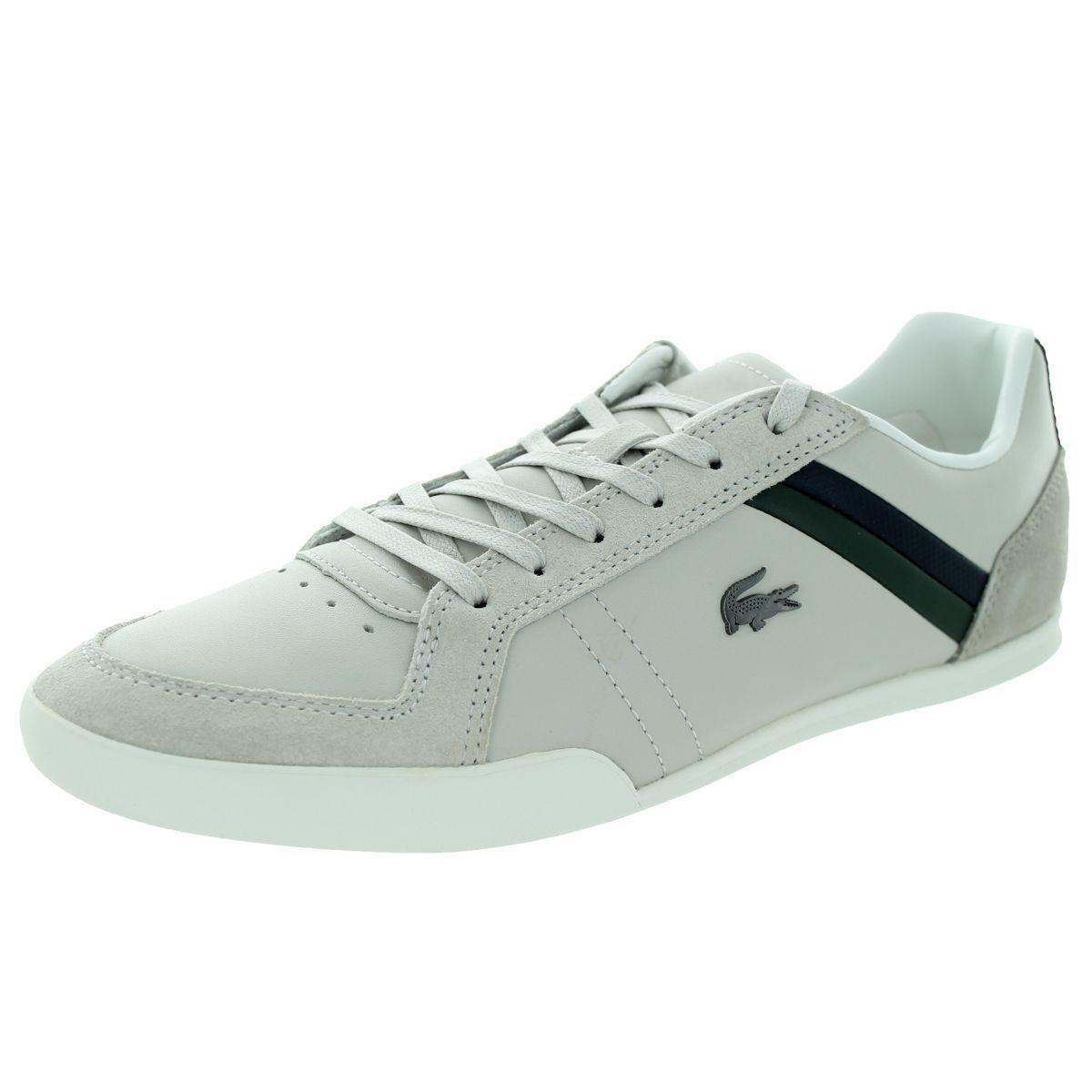 Lacoste Men's Figuera 3 Srm Off White Casual Shoe