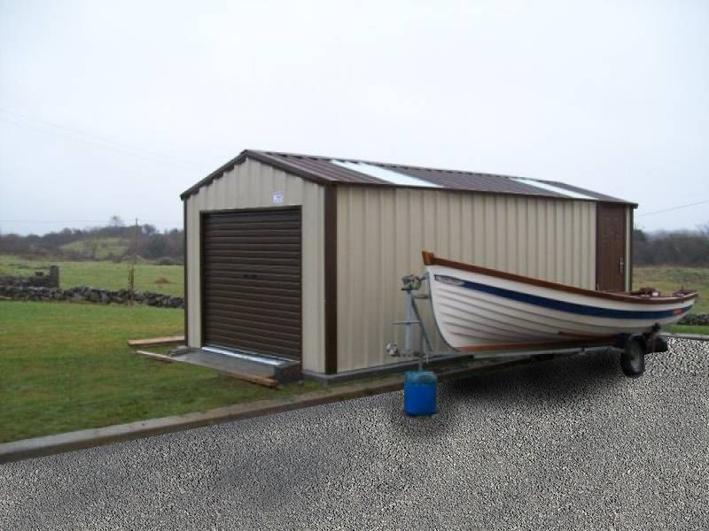 Storage Sheds 12x16 Shed Metal Buildings Boat Shed
