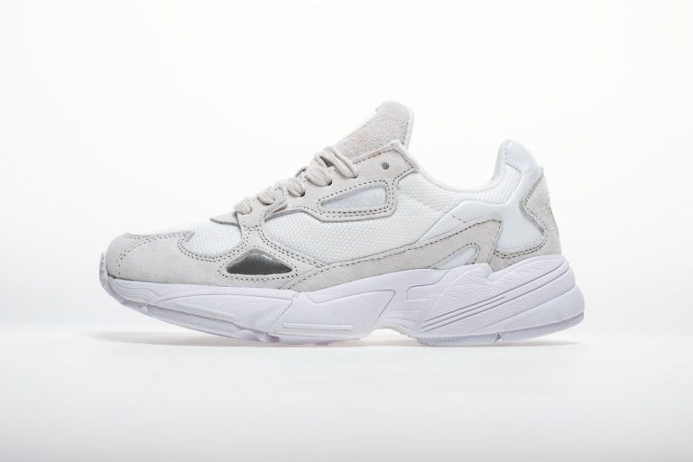 Adidas Falcon W BB9174 YUNG-2 White Grey Shoes for Online ...