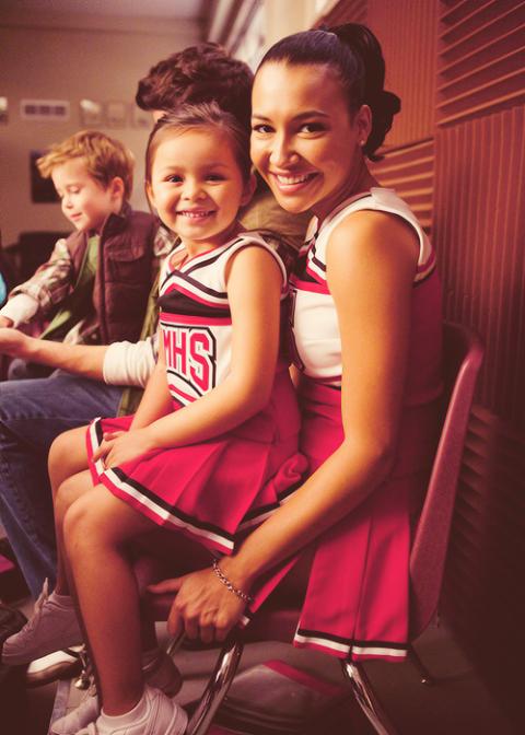 Naya Rivera Glee Season 1
