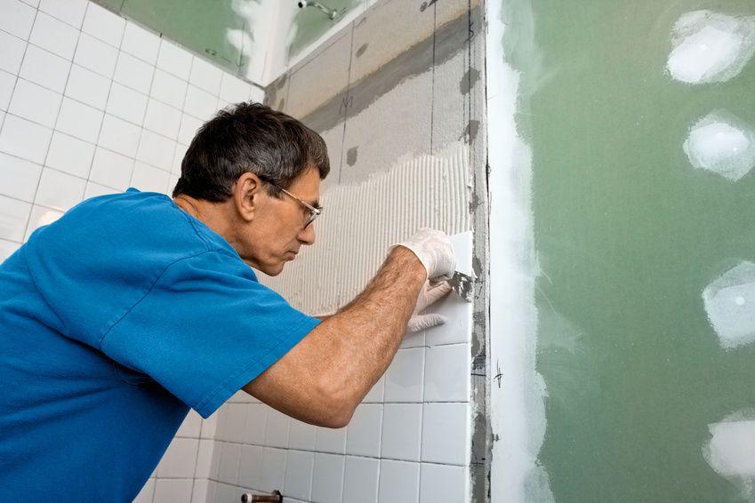 Can I Tile Over Drywall Diy Bathroom Remodel Budget Bathroom