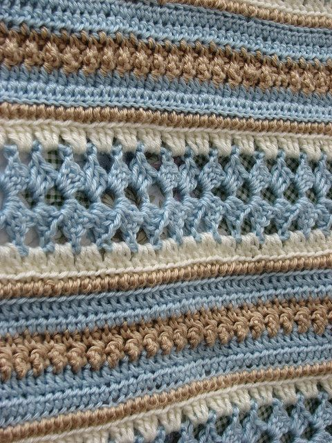 Ravelry Soft Shells Baby Blanket Archived Pattern By Marilyn