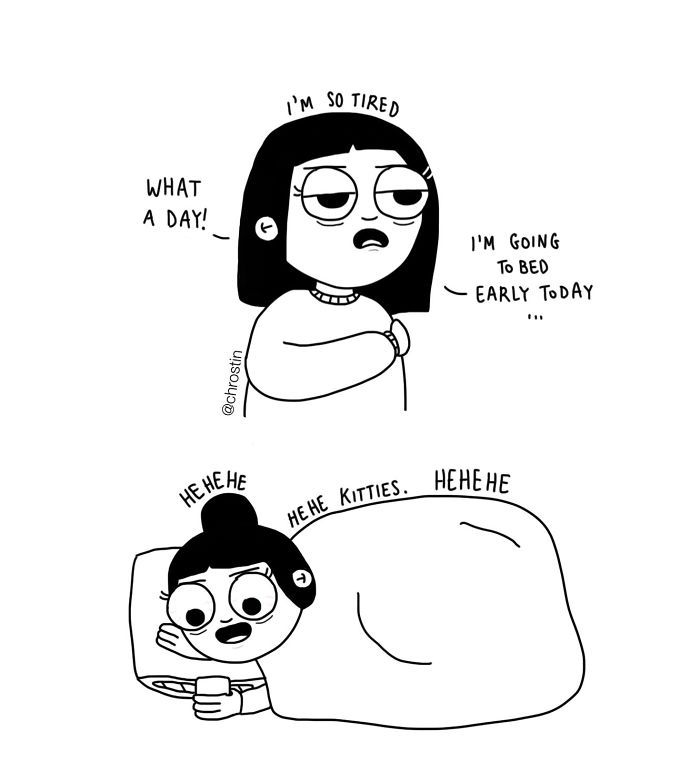 Womens Everyday Problems In Hilariously Relatable Comics By - Illustrator puts funny twist on seriously relatable everyday situations