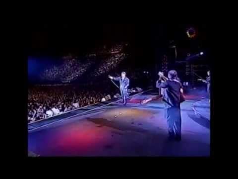 LUIS MIGUEL EN VIVO EN VELEZ ARGENTINA 1994 CANAL 13