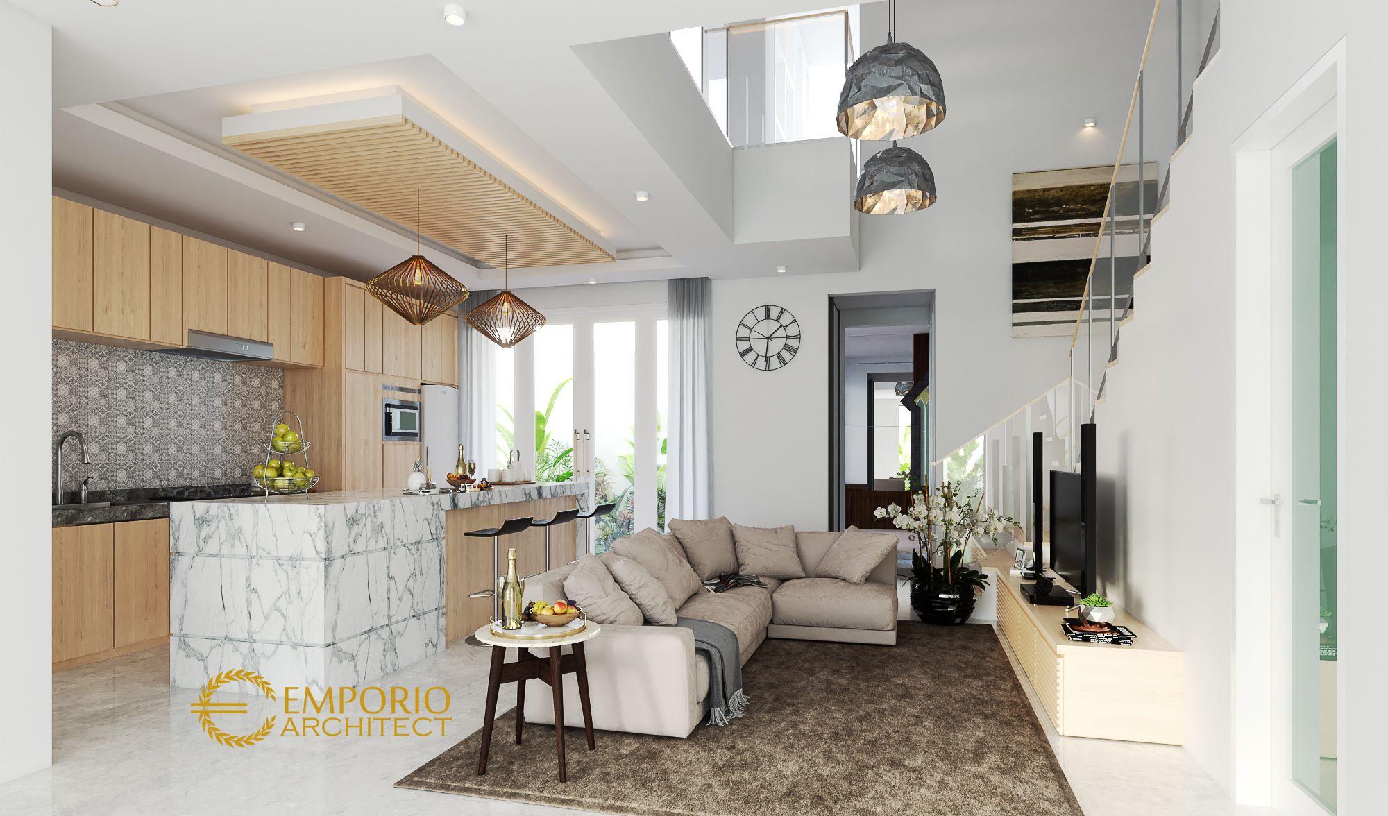 Desain Interior Rumah Minimalis Modern 2 Lantai Cek Bahan Bangunan