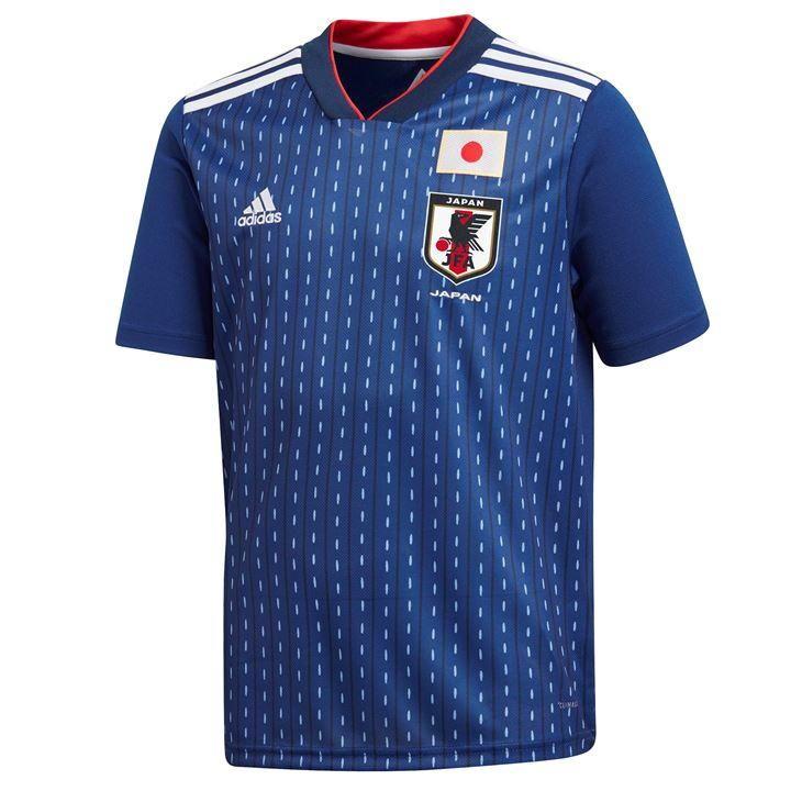 adidas Japan Home Shirt 2018 | Football kits, International football and  Adidas