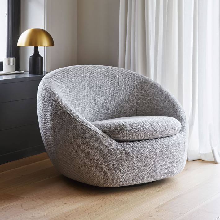 Cozy Swivel Chair (With images) Single sofa chair
