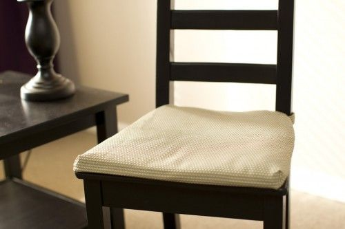 Custom Seat Cushions  Organization  Pinterest  Seat Cushions Captivating Custom Dining Room Chair Cushions Review