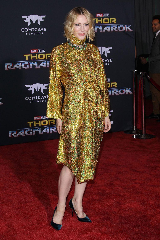 'Thor Ragnarok' Premiere, Los Angeles October 10 2017