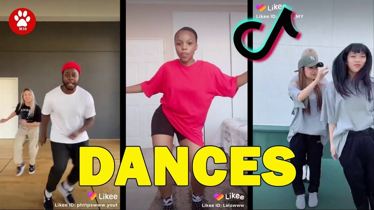 Tiktok Dance Challenge 2021 Compilation Video Tik Tok Dances January 2 In 2021 Compilation Videos Tik Tok Dance