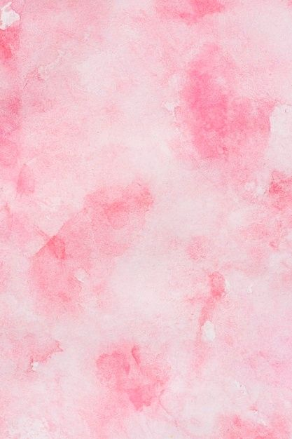 Copy Space Pink Watercolour Background