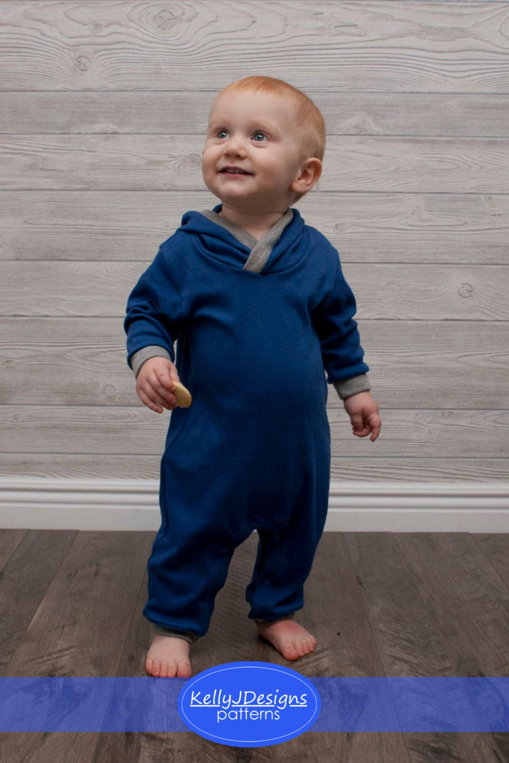 d9d7b17e973be This romper was designed to be super comfy for active babies and ...