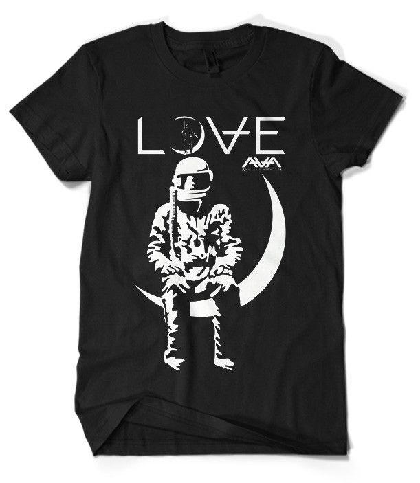 Ava Angels Airwaves T Shirt Dengan Gambar