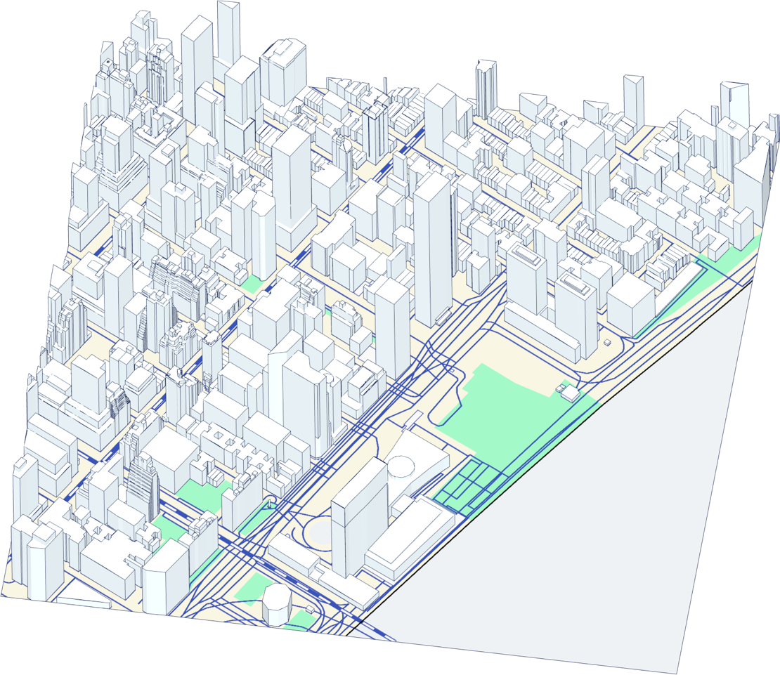 CADmapper instant CAD files of any place in the world