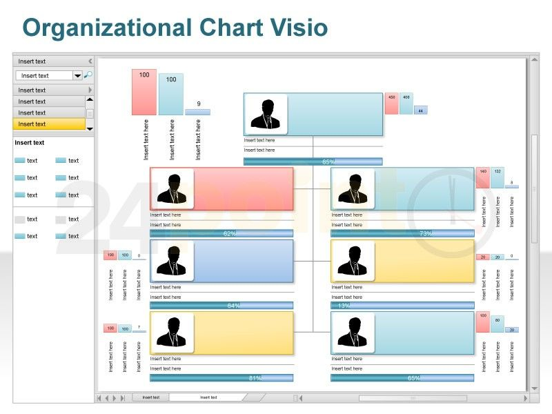 Editable powerpoint template organizational chart visio editable powerpoint template organizational chart visio toneelgroepblik Image collections