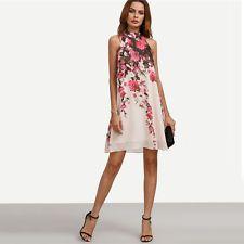 28f032e2d vestido fiesta mini corto vestidos verano corto flores negro blanco moda  online