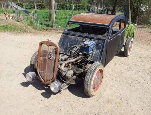 forums de discussions gazoline 1 all things custom and rat rod 2cv and classic citroens. Black Bedroom Furniture Sets. Home Design Ideas