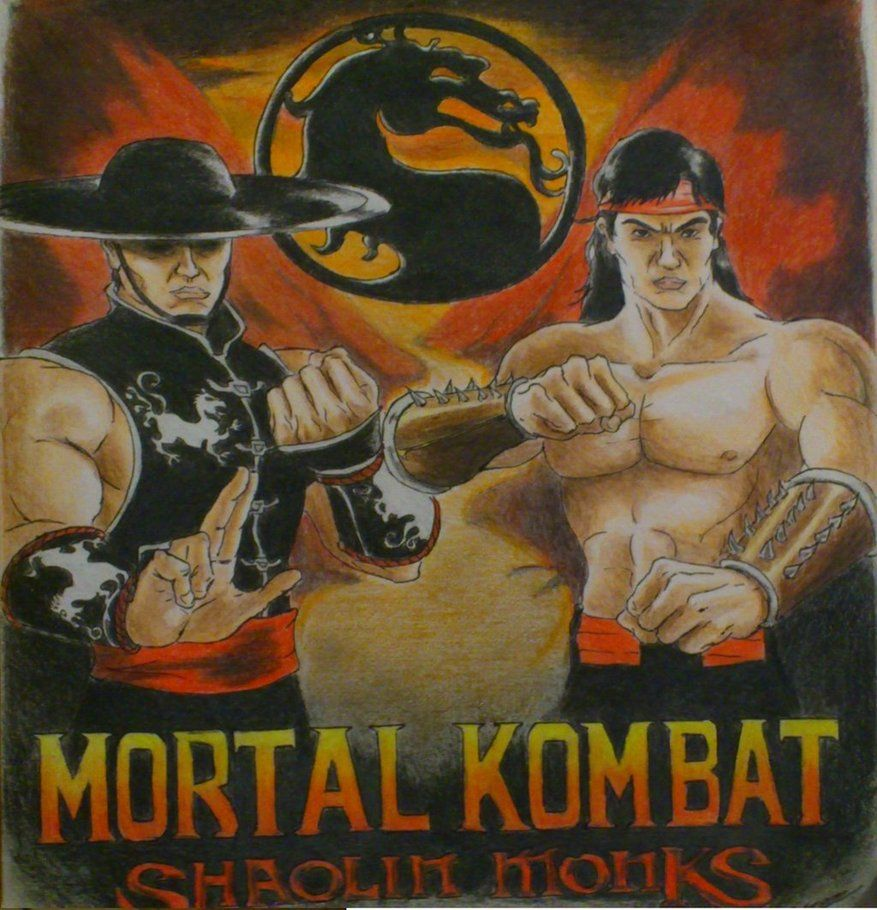 hd wallpapers mortal kombat shaolin monks wallpaper fanclubs