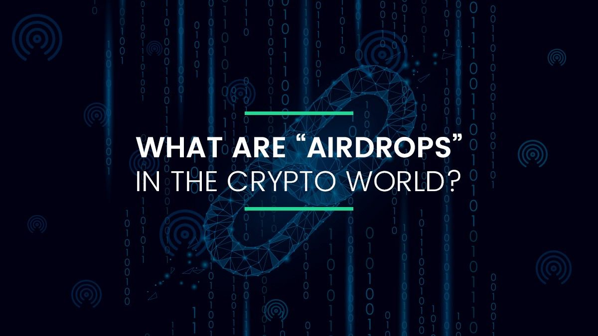 What Are Airdrops In Crypto World Have You Ever Come Across The Term Cryptocurrency Airdrop And Wondered Wh Brave Browser Cryptocurrency Marketing Method