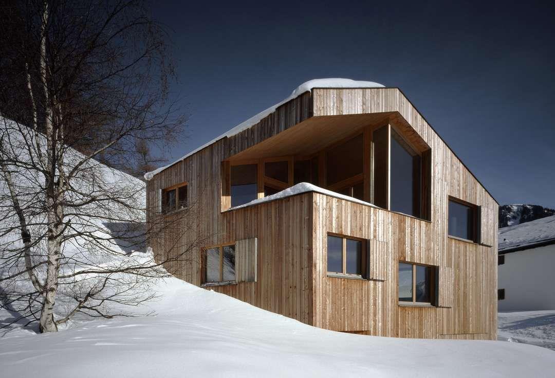 Fenster architektur traumhaus schweizer alpen modernes haus design moderne häuser öko design moderne kabine berghütten landhäuser