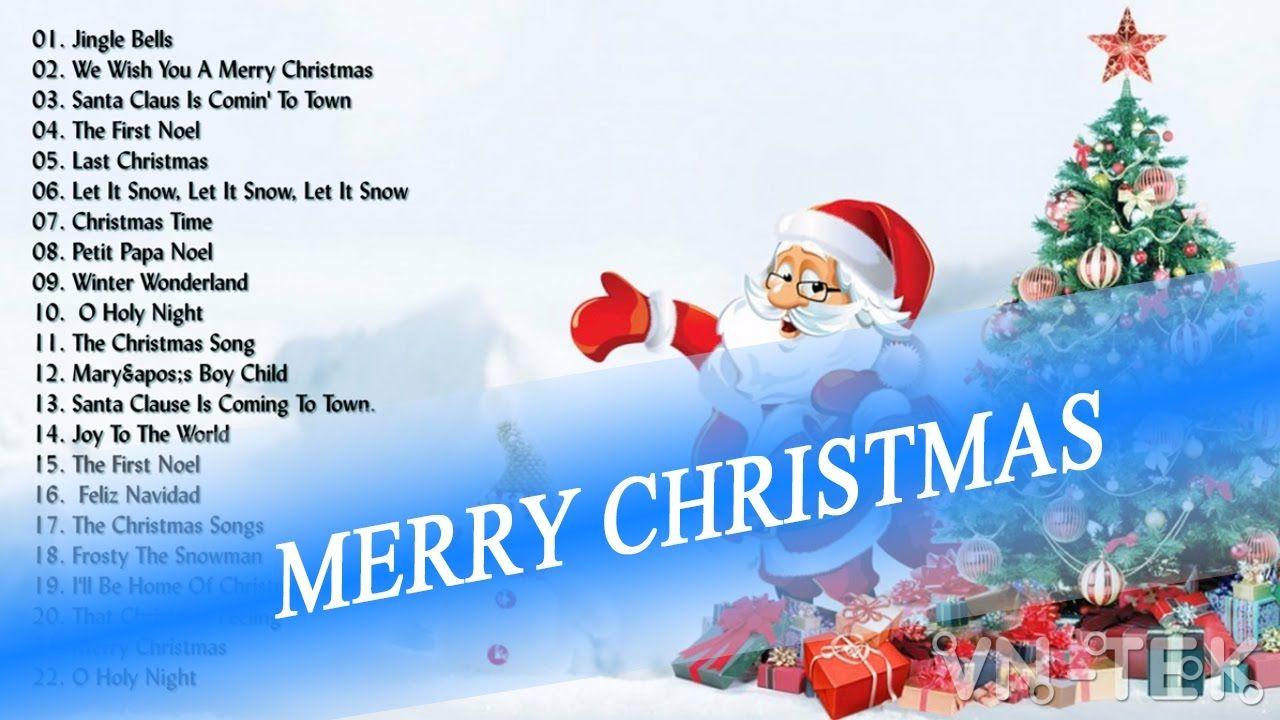 Không chỉ những lời chúc Giáng sinh mà những bài hát Giáng sinh cũng được  dân mạng thi nhau tìm kiếm. Dưới đây là 5 ca khúc Giáng sinh hay nhất được  ...