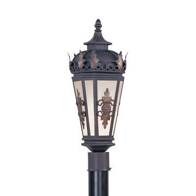 Livex Lighting 2194-07 Berkshire Post Mount Light