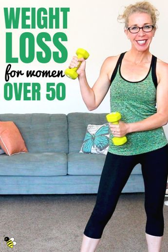 Weight Loss over 50