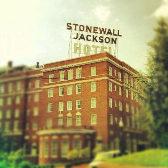 The Stonewall Jackson Hotel In Staunton Va Still Thrives Today Teamworks Realtor Group