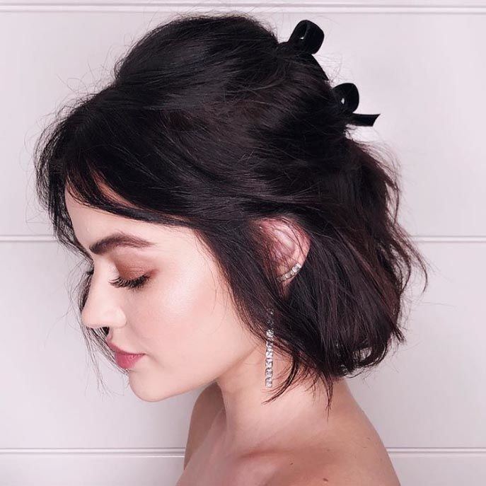 Diy Wedding Guest Hair: 25 Easy Wedding Hairstyles For Guests That'll Work For