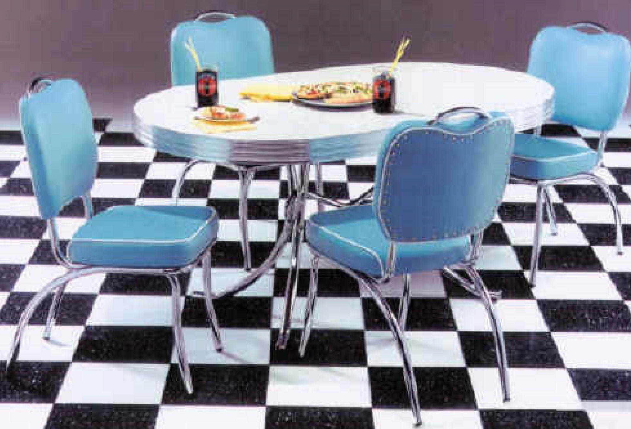 Happy Days 50\'s Retro Dinette Set | [ living ] KITCHEN | Pinterest ...