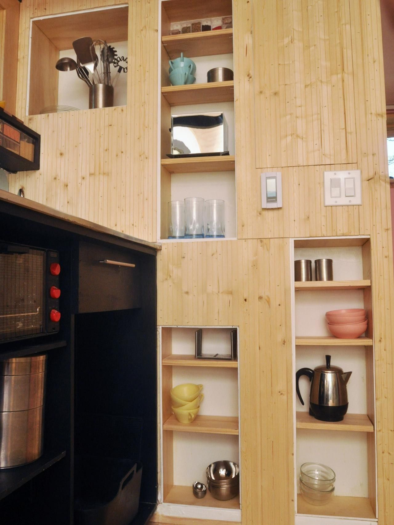 Charmant 70+ Clever Tiny House Storage Ideas