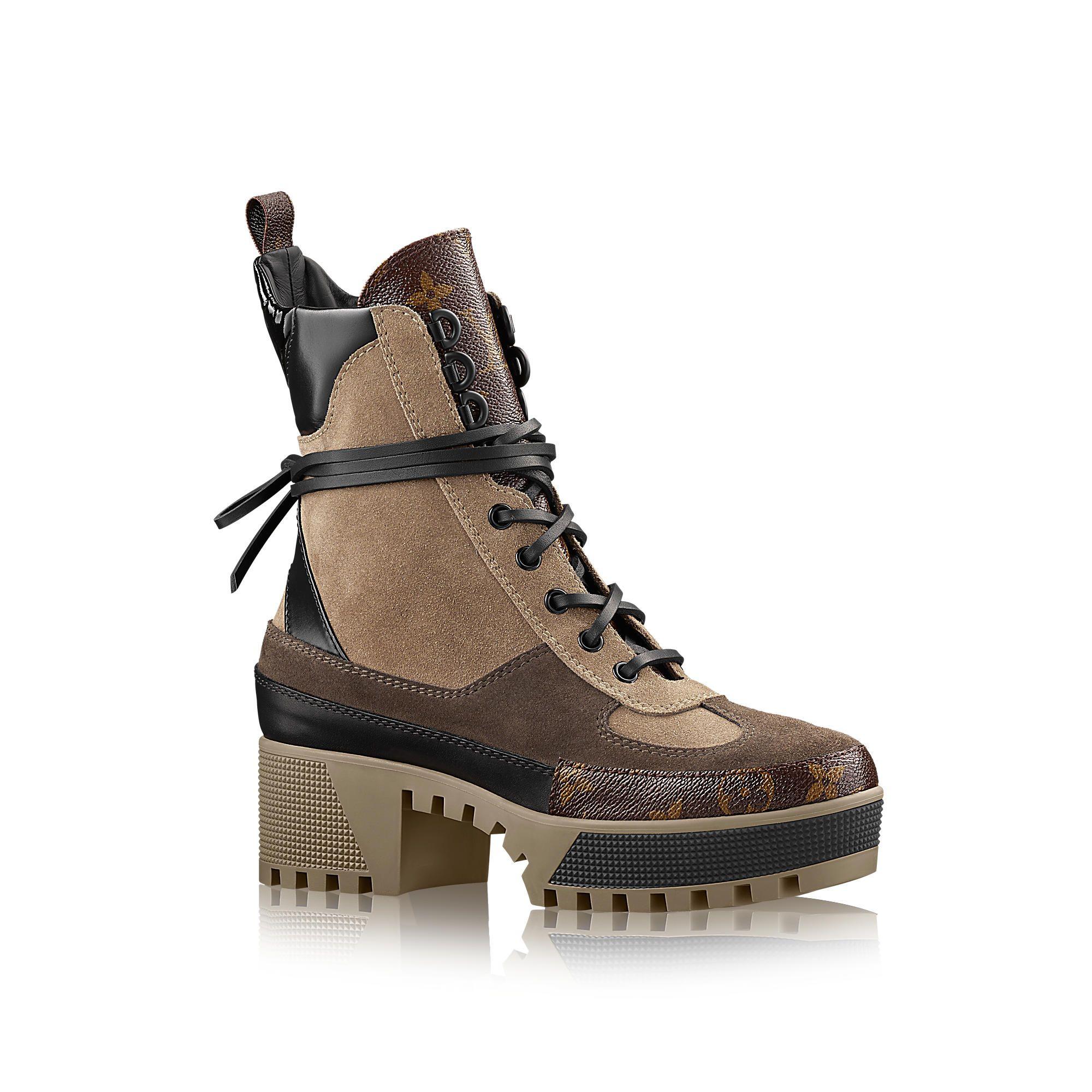 Louis Vuitton Safari Boots | Boots