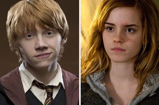 Everyone's Either A Ron Or A Hermione — Which One Are You?