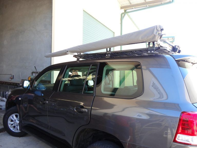 Packed Up Clevershade In 2020 Roof Rack Volvo Xc60 4wd