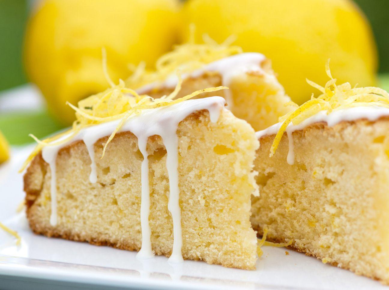Diesen Zitronen Joghurt Kuchen Mussen Sie Unbedingt Nachbacken Joghurt Kuchen Susse Kuchen Zitronen Kuchen