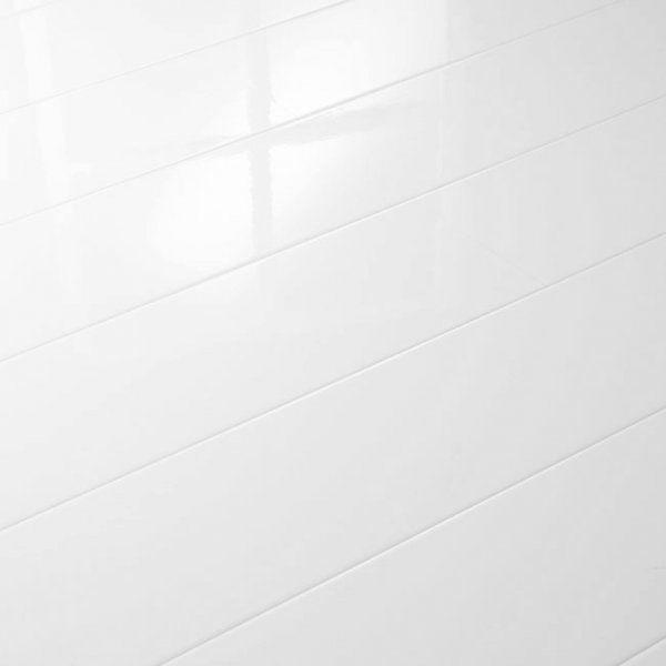 Gloss White Laminate Flooring Alternative To White Tiles White Laminate Flooring