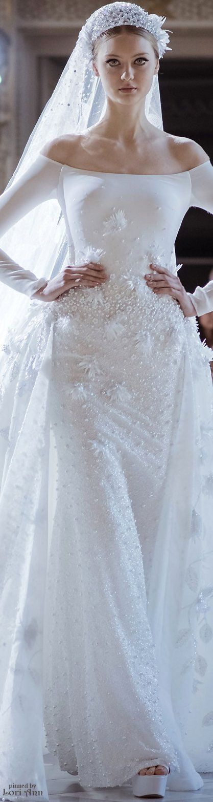 Georges Hobeika Couture Spring 2016 | Lovely Wedding Gowns ...