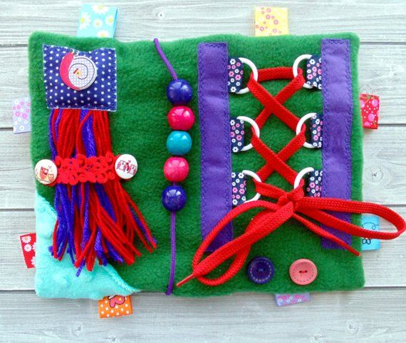 Therapy Toys Special Needs Skills Board Dementia Fidget Blanket Activity Sensory Busy Baby