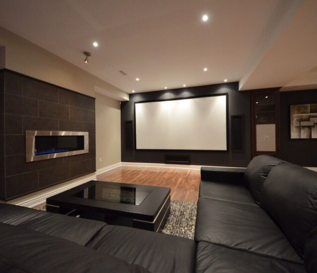 Home Theater Room Design, Small Home Theaters