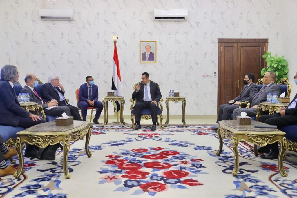 رئيس الوزراء يستقبل في العاصمة المؤقتة عدن المبعوث الاممي الى اليمن In 2021 Home Decor Decor Rugs