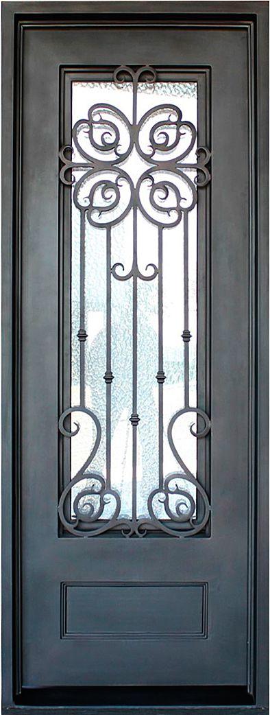 36 X 96 Bourdeaux Puertas De Hierro Puertas De Hierro Forjado Ventanas De Hierro