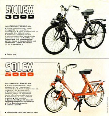 solex 5000 et 3800