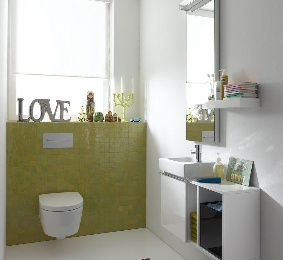 Platzsparendes Gäste-WC Icon xs von Keramag | Bad | Pinterest ...