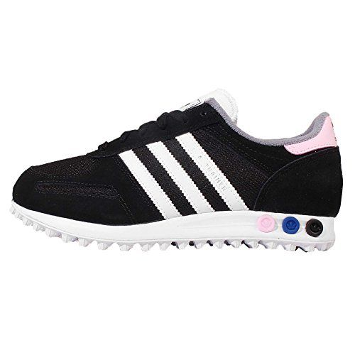 adidas donne la trainer w, nero / bianco / rosa, noi http