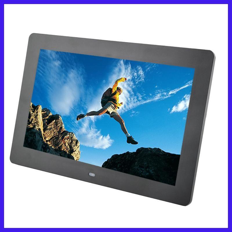 10 inch TFT Screen LED Backlight HD Digital Photo Frame Electronic ...