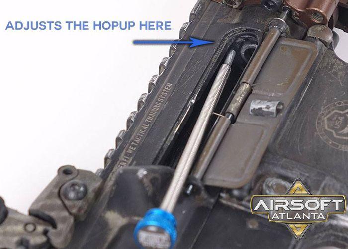 ASP WE M4 GBB Hopup Adjust Tool   We m-4 gbb airsoft