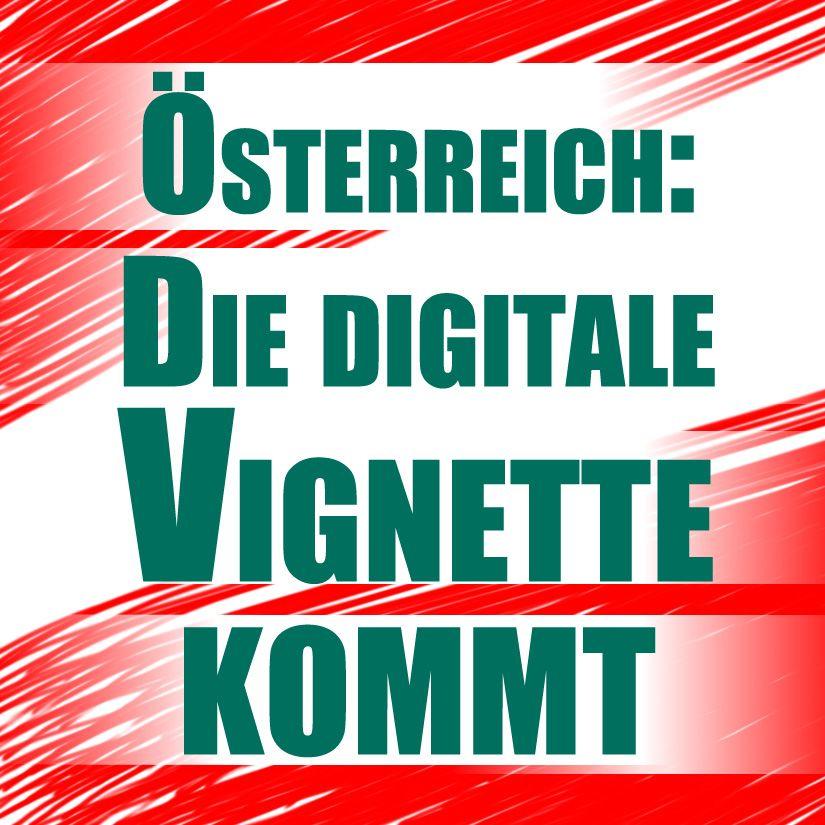 Autobahn Pickerl jetzt auch digital