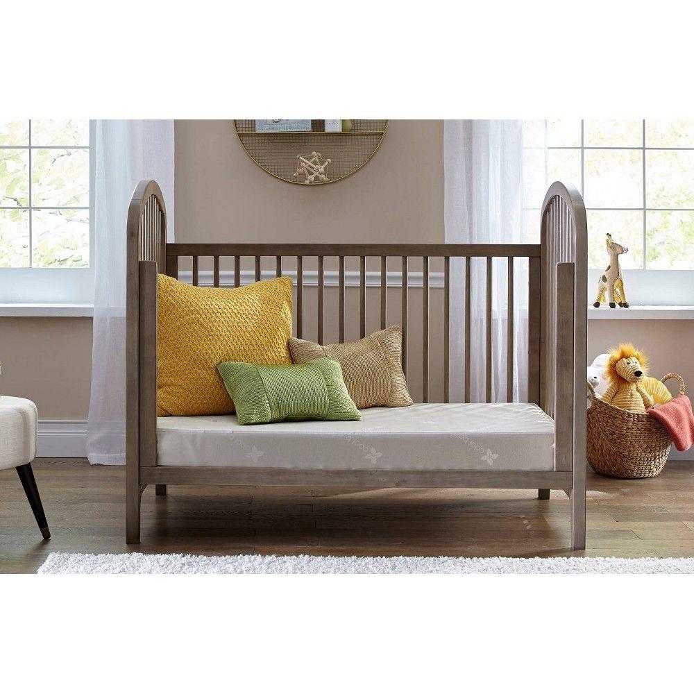 Kolcraft Goodnight Baby Crib And Toddler Mattress Baby Cribs