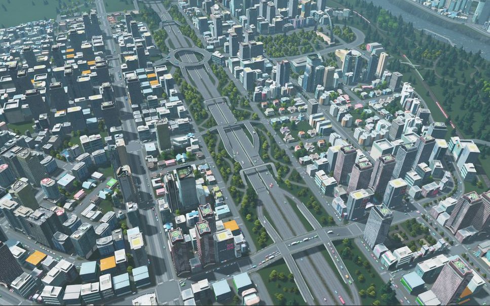 Steam community guide traffic planning guide for realistic cities reference city Urban planning and design for the american city